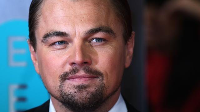 Leonardo DiCaprio spreekt met Donald Trump over 'groene banen'