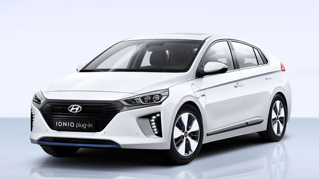 Prijs Hyundai Ionic Plug-in Hybrid bekend