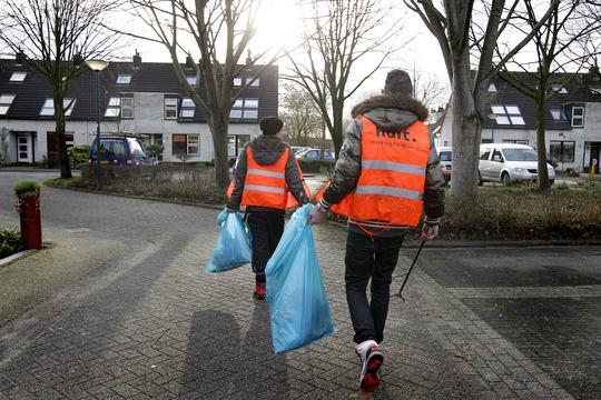 Aantal Halt-straffen in gemeente Amsterdam vorig jaar afgenomen