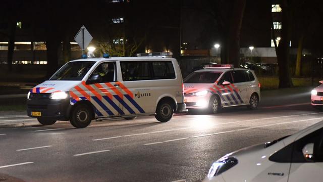 Politie rijdt dronken automobilist klem op Prins Bernhardlaan