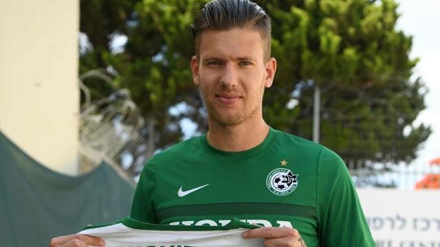 Michiel Kramer vervolgt carrière bij Maccabi Haifa van trainer Rutten