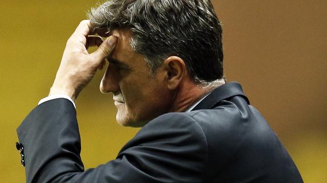 Dolend Marseille ontslaat trainer Michel
