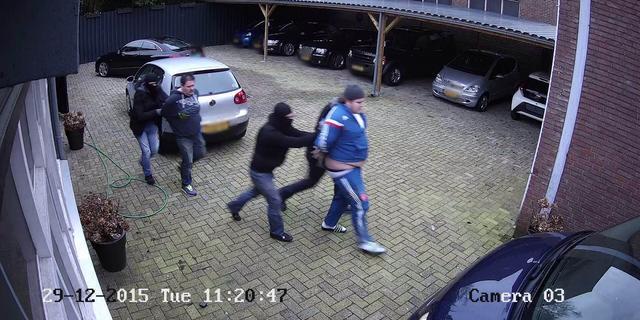 Drie arrestaties voor ontvoering Gino Heeren