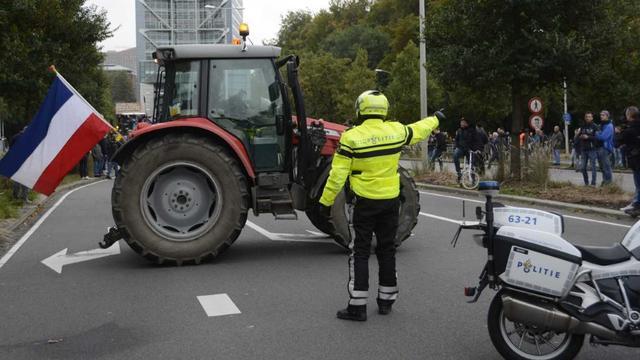 OM over handhaving tijdens boerenprotesten: 'We hebben gefaald'