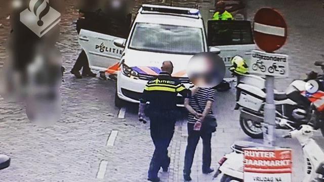 Twee verdachten aangehouden voor diefstal bij opticien in Vlissingen