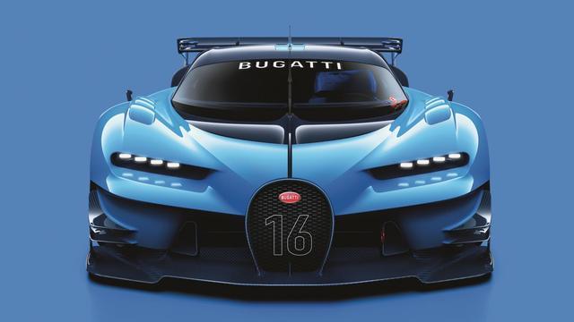 Bugatti ontwikkelt auto voor Gran Turismo 6