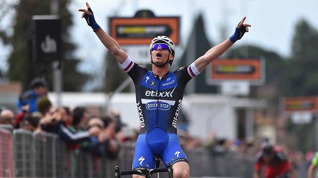 Dubbelslag Stybar in tweede etappe Tirreno-Adriatico