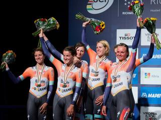 Duitse Velocio prolongeert wereldtitel in Richmond