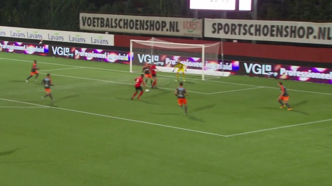Samenvatting Helmond Sport-FC Volendam
