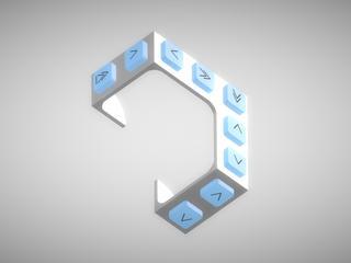 Met rustgevende puzzelgame Push