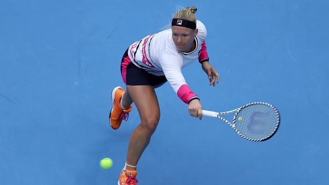 Bertens verslaat ook Yastremska en staat in halve finales WTA Elite Trophy
