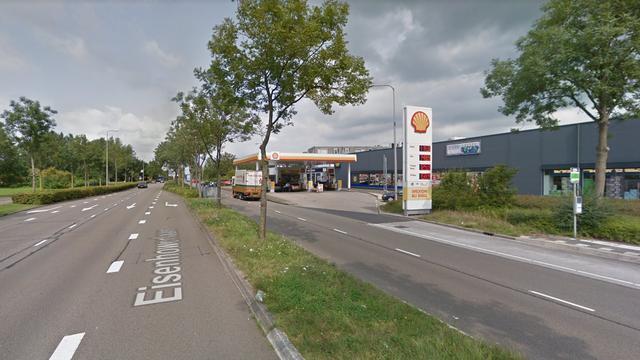 Shell vraagt vergunning aan voor onbemand tankstation Eisenhowerlaan