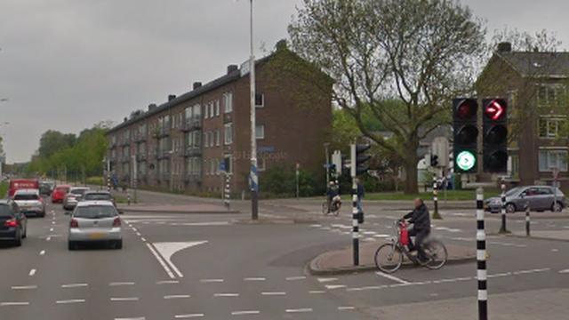 Werkzaamheden bij PrinsBernhardlaan in Alphen leiden tot verkeershinder