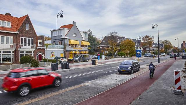 Zaanenstraat na ruim zeven maanden onderhoud weer geopend