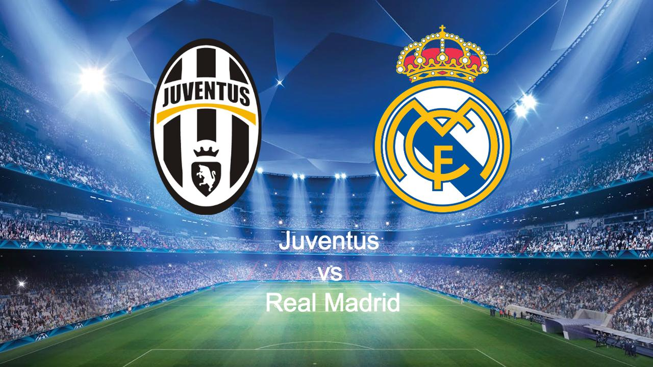 Live: Champions League-finale Juventus-Real Madrid