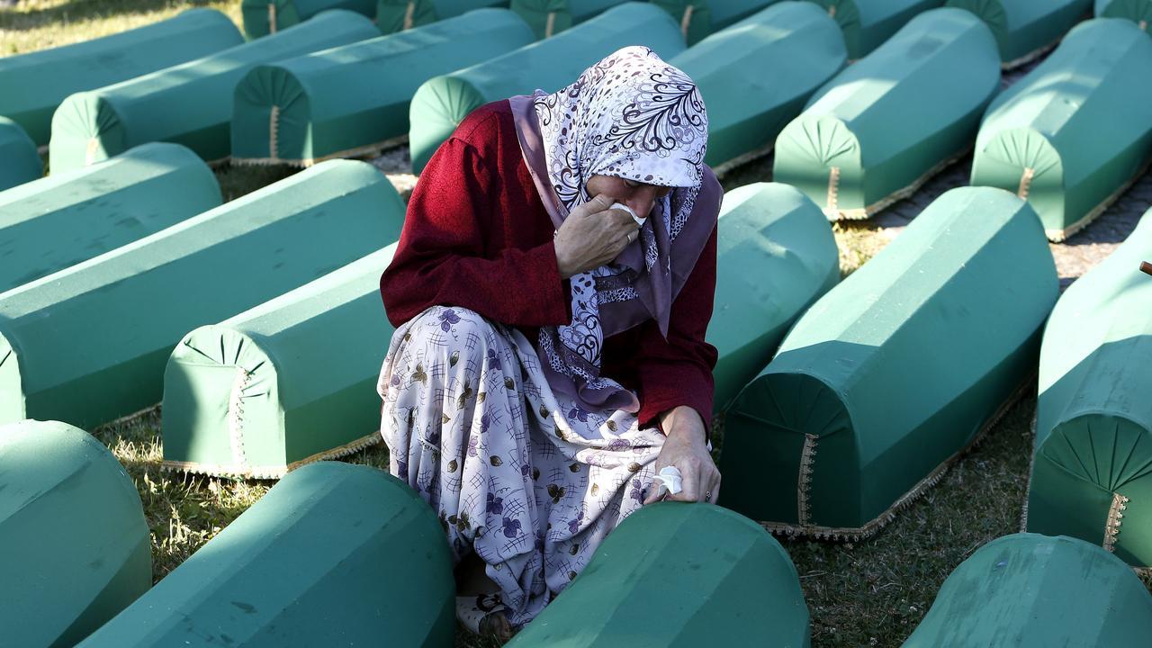 Zo verliep de Bosnië-oorlog