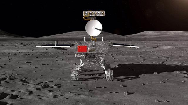 China onderzoekt de donkere kant van de maan met sonde