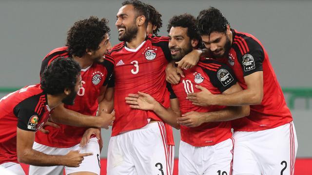 Egypte voegt zich als groepswinnaar bij laatste acht Afrika Cup
