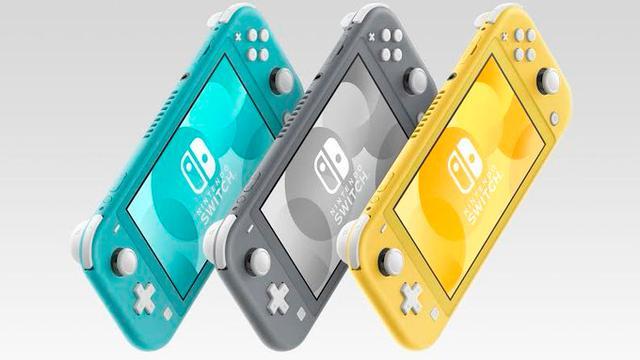 'Ook problemen met controllers van Nintendo-console Switch Lite'