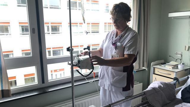 Medewerkers van ziekenhuizen gaan staken op 20 november