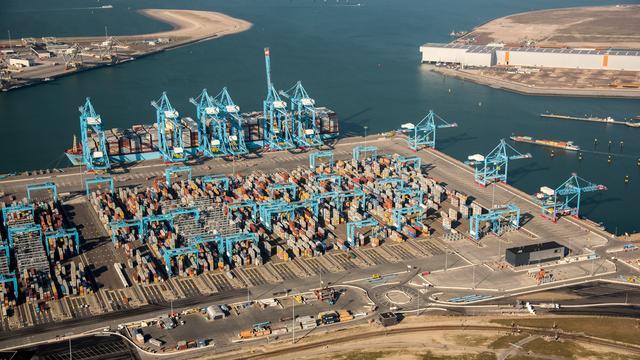 'Haven Rotterdam werkt aan CO2-opslag onder Noordzee'