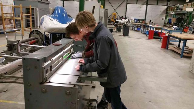 Jonge Leidse uitvinders bouwen prototypes van beste ideeën