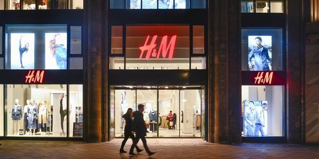 Aandeel H&M sluit flink hoger na betere verkopen door warmer weer