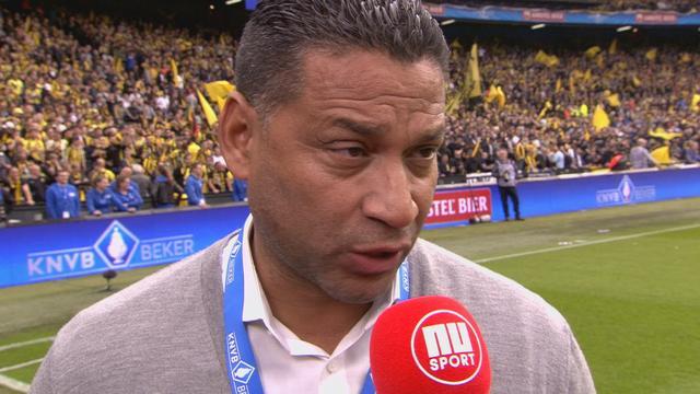 Fraser verwacht 'echt gevecht' tussen AZ en Vitesse in bekerfinale