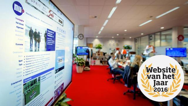 Stem op NU.nl in de Website van het Jaar-verkiezing