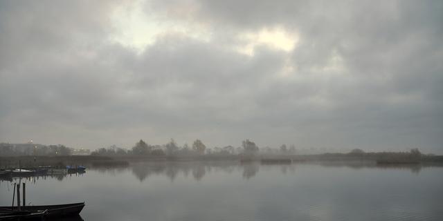 Code geel voor midden en zuiden van het land wegens mist
