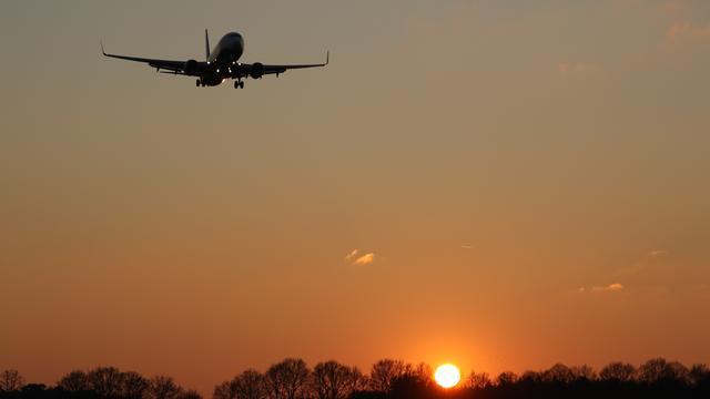 Aantal passagiers Eindhoven Airport fors gedaald vanwege coronacrisis