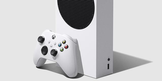 Microsoft bevestigt komst van kleinere Xbox Series S van 299 euro