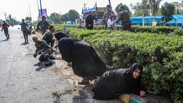 'Iran roept Nederlandse ambassadeur ter verantwoording na aanval parade'