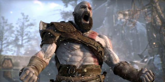 Nieuwe God of War-game uitgesteld tot 2022