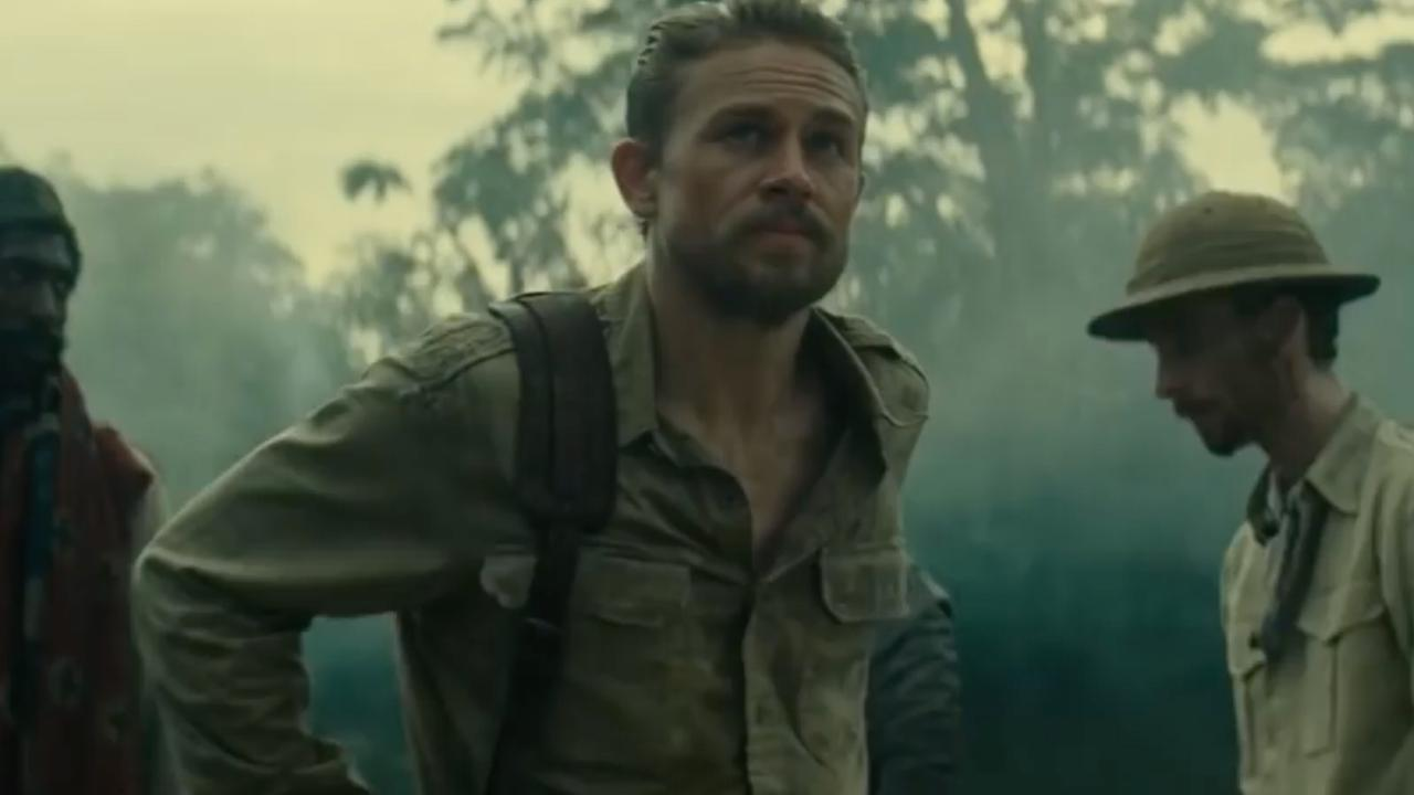 Bekijk de trailer van The Lost City of Z