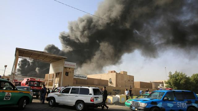 Voorzitter Iraaks parlement wil nieuwe verkiezingen na afbranden stemmendepot