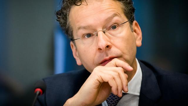 Dijsselbloem: 'EU moet zich niet onder druk laten zetten door Italië'