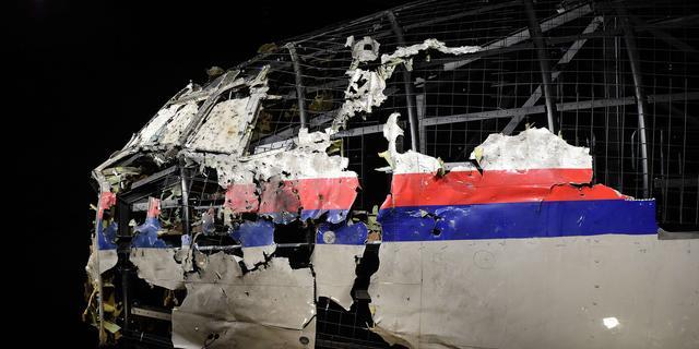 Geen onderzoek naar nalatigheid bij ramp MH17