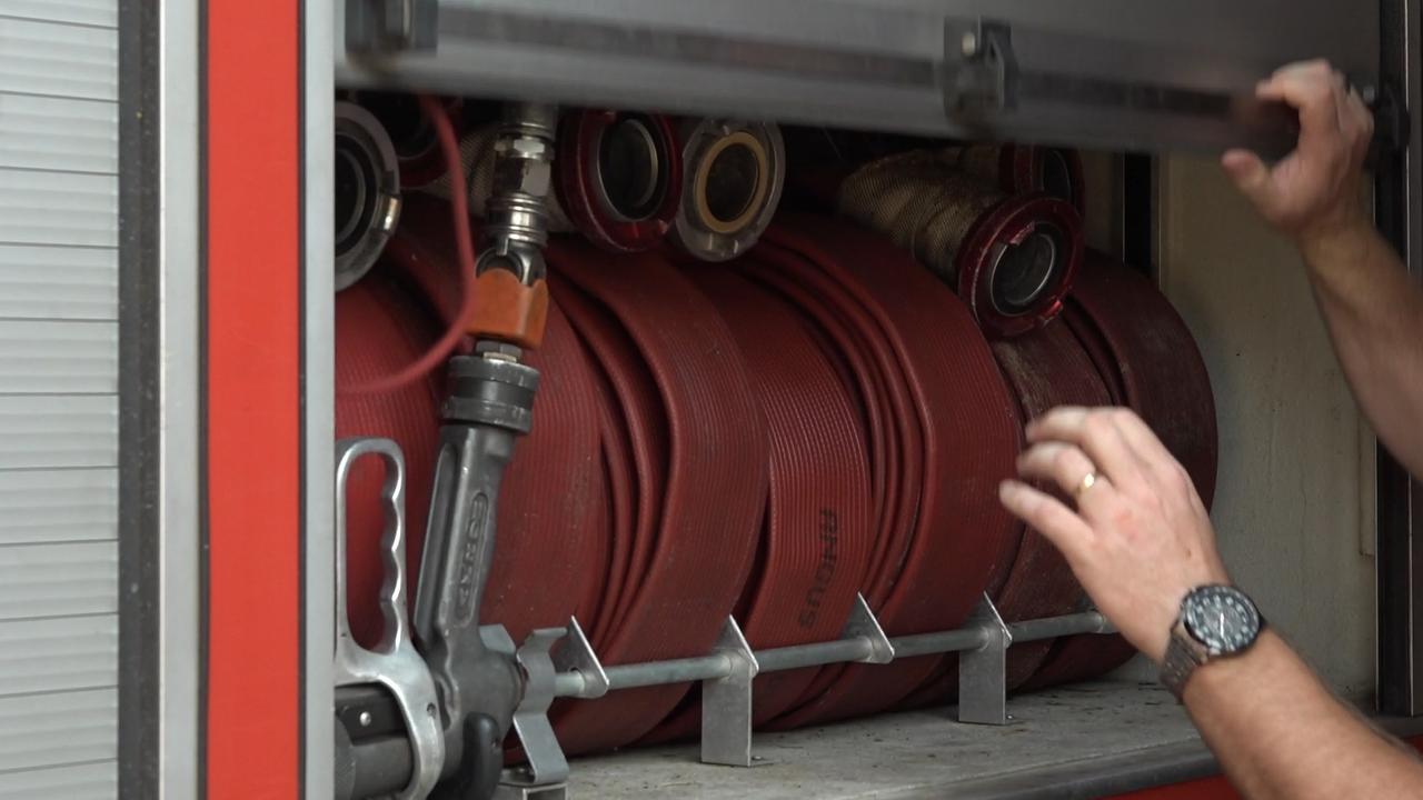 Zo voorkomt de brandweer natuurbranden