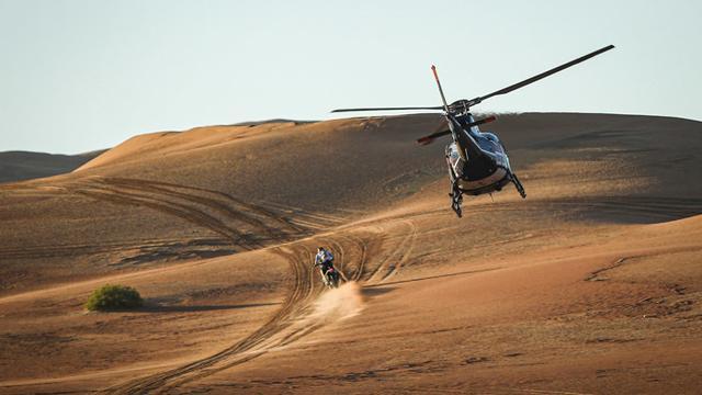 Laatste etappe Dakar Rally flink ingekort wegens aanleg gasleidingen