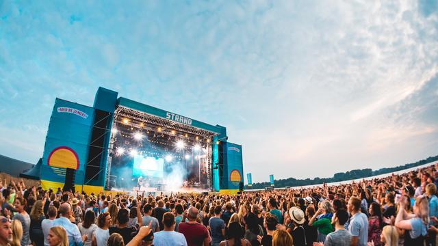 Festival Strand - tickets vanaf 25,35 euro inclusief Bol.com-cadeaukaart
