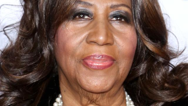 'Aretha Franklin thuis in hospicezorg'