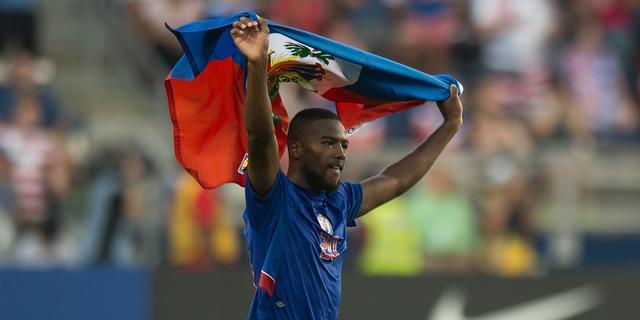 Haïti bereikt kwartfinales Gold Cup, VS groepswinnaar