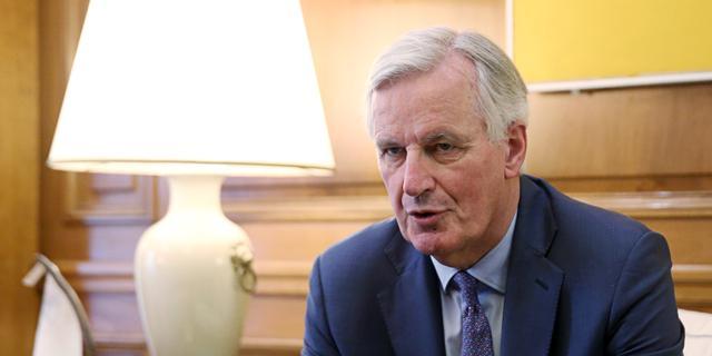 Barnier: EU niet onder de indruk van 'no deal-Brexit'-dreigement