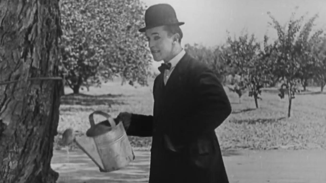 Solofilm van Stan Laurel