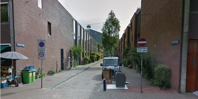 In Amsterdamse woning gevonden persoon overleed op onnatuurlijke wijze