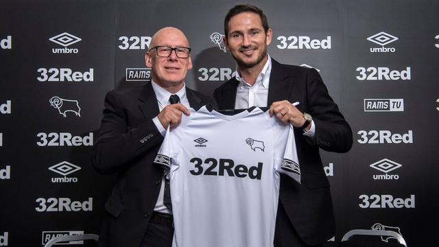 Lampard (39) begint bij Derby County aan eerste klus als manager