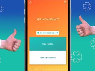 Win echt geld met quiz-app Lucky13