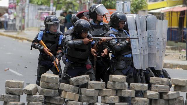 'Dodental door protesten in Nicaragua stijgt tot 350'