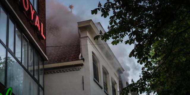Brand vernielt panden in binnenstad van Deventer